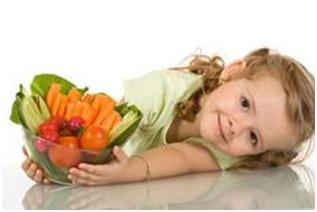 عادات خوب غذایی در کودکان را ایجاد کنید
