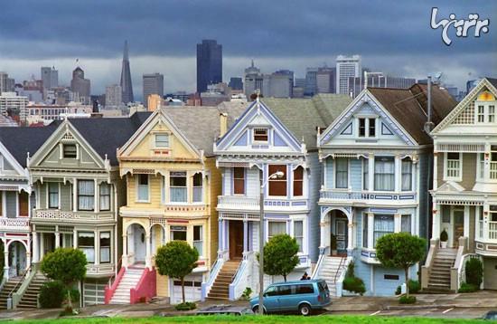رنگارنگ ترین مکان های آمریکا
