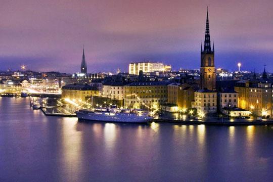 سوئد را این شکلی نمی شناختید!