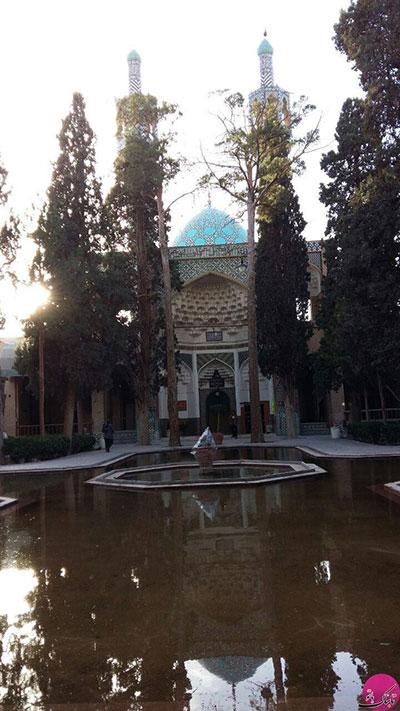 آرامگاه و جاذبه ای در ایران که باید از نزدیک دید!
