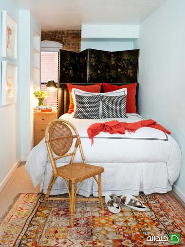 7ایده برای طراحی داخلی خانه مجردی
