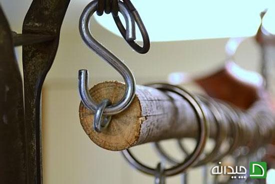 چوب پرده و یراق آلات برای داشتن یک پرده تمام عیار!