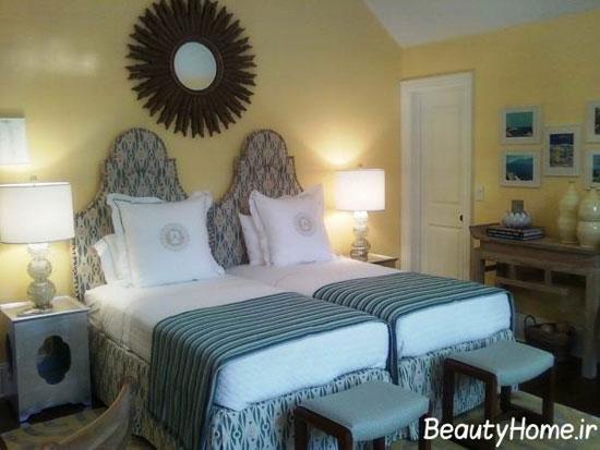چه رنگی برای اتاق خواب انتخاب کنیم؟