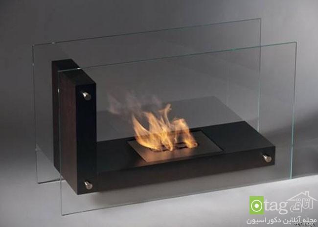 Eco Friendly Fireplace design ideas 2 مدل شومینه های کم مصرف / راهکارهای صرفه جویی در فصل زمستان