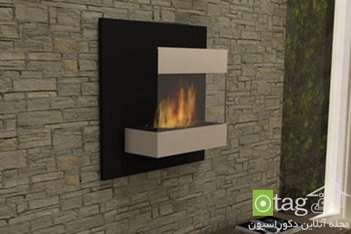 Eco Friendly Fireplace design ideas 3 مدل شومینه های کم مصرف / راهکارهای صرفه جویی در فصل زمستان