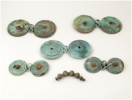 غنیمت باستانی کشف شده در ترانسیلوانیا