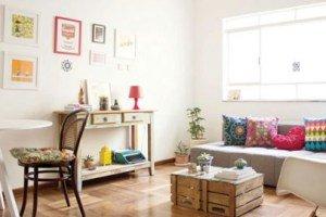 در دکوراسیون داخلی، گوشه های خالی اتاق را چگونه تزیین کنیم؟