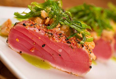 getty_rf_photo_of_seared_salmon_on_salad