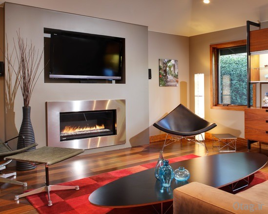 raidators and fireplaces 1 مدل شومینه های کم مصرف / راهکارهای صرفه جویی در فصل زمستان