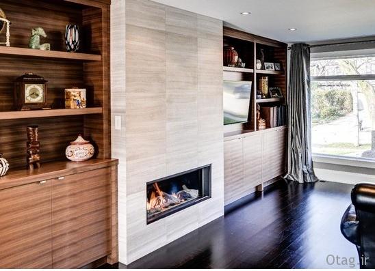 raidators and fireplaces 11 مدل شومینه های کم مصرف / راهکارهای صرفه جویی در فصل زمستان
