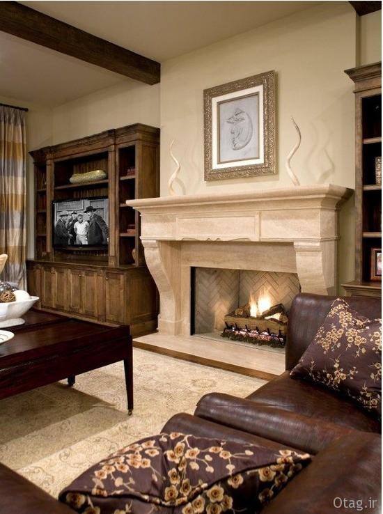 raidators and fireplaces 4 مدل شومینه های کم مصرف / راهکارهای صرفه جویی در فصل زمستان