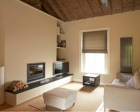 raidators and fireplaces 8 مدل شومینه های کم مصرف / راهکارهای صرفه جویی در فصل زمستان