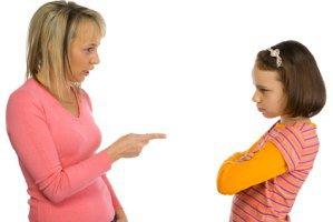 به کودک تان نگویید تو همیشه . . . تو هیچوقت . . .